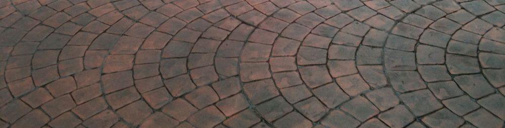 Pattern Print Driveways